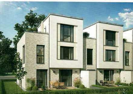 Neubau-Reihenhaus mit sechs Zimmern in Hannover, Bothfeld