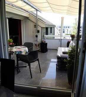 Sonnige Dachgeschosswohnung in zentraler und ruhiger Lage in Radolfzell zu verkaufen