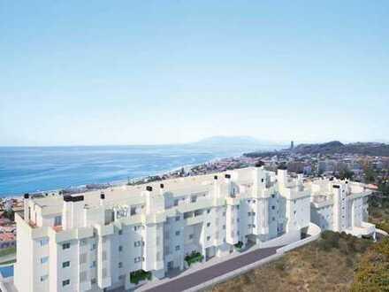 Großzügige Neubauwohnungen mit 3 Schlafzimmer und super Meerblick, in La Cala del Moral – Costa d...