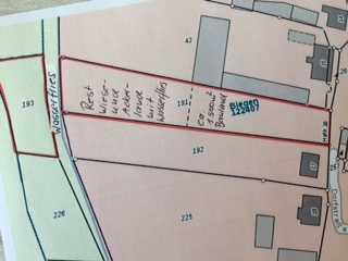 3.952 qm unbebautes Grundstück (Bauland) in 15236 Biegen zu verkaufen