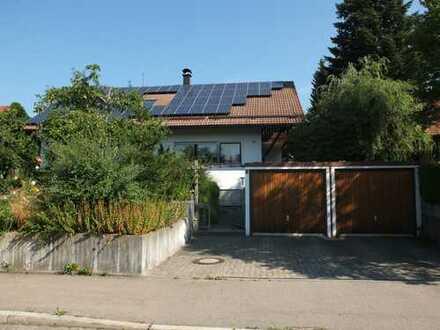 Gepflegte 3-Zimmer-Dachgeschosswohnung mit Balkon in Kempten (Allgäu)