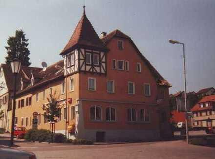 74538 Rosengarten-Westheim, Wohn- und Geschäftshaus mit großem Potenzial