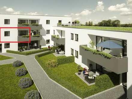 Ruhige Wohnung zum Innenhof - U-Haus 4/6 - Junges Wohnen Nähe Universität