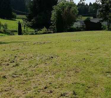 Kaufpreisreduzierung! Idyllisches Grundstück in Bösenbrunn