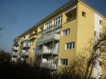 Erstbezug nach Sanierung: freundliche 3-Zimmer-Wohnung mit Balkon in Ulm - Wiblingen