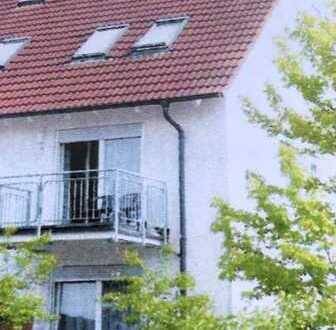 Gepflegte 1,5-Zimmer-Wohnung mit Balkon und Koch- und Essbereich in Sigmaringen