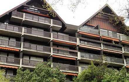 Schicke 1 Zimmer-Eigentumswohnung mit Balkon