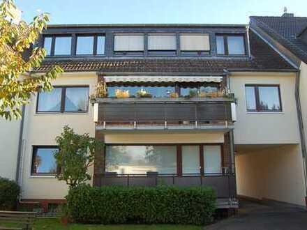 Gemütliches Appartement mit sep. Küche und Süd/West-Balkon