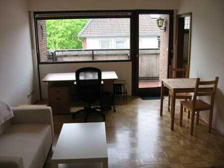 Single-Appartment (möbliert) im Gründerzeitviertel/Nähe Bunter Garten