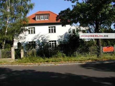 IMMOBERLIN: Toplage! Repräsentative Villa für Büro- und/oder Wohnnutzung