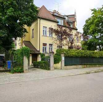 Der neue Standort für Ihr Business. Freistehende Villa in Bogenhausen.