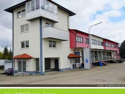 Wohnen im Turm - Mietwohnung im Gewerbegebiet Westhausen