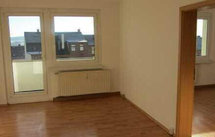 Preiswerte 3-Zimmer-Wohnung mit Balkon in Treuen