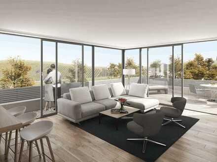 Wohnhöfe Jugenheim - Haus 1, 2-Zimmer Erdgeschosswohnung 01