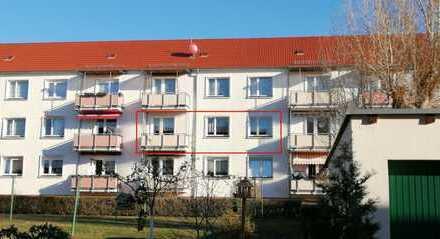 4-Zi.-Whg. mit Balkon und Einbauküche in Güterglück