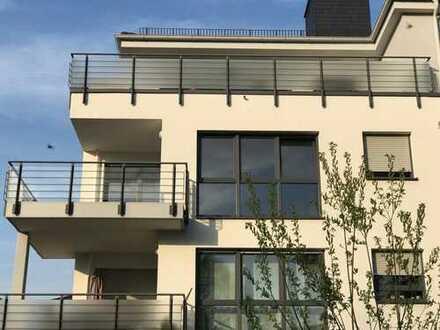 4 Zimmer Wohnung mit Terrasse