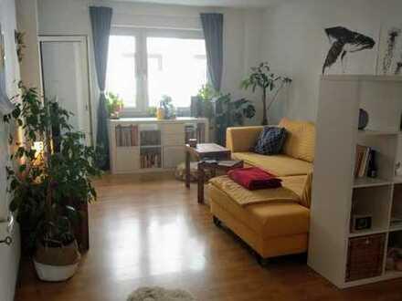 Stilvolle 2-Zimmer-Wohnung mit Balkon und EBK in Mainz