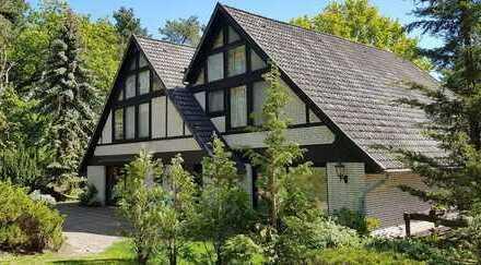 idyllisches Einfamilienhaus für die große Familie mitten in der Natur