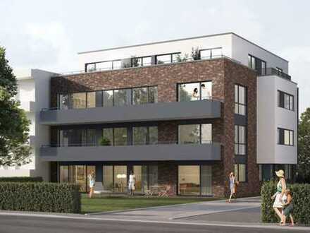 Hochwertige + moderne 2-Zimmer Neubauwohnung zu vermieten