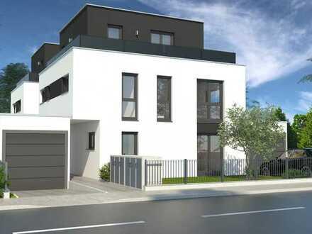 Exklusive Maisonettewohnung mit Dachterrassen in Solln *Provisionsfrei* -Bau begonnen-