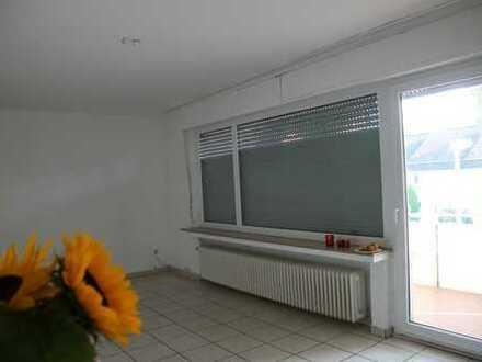 """Ein Katzensprung zum Sportzentrum """"Nass"""". Großzügige 3 Zimmer mit Loggia!"""