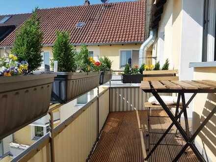 Sanierte und voll möblierte Wohnung in Darmstadt Zentrum zu vermieten!