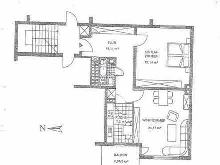 780 €, 78 m², 2 Zimmer