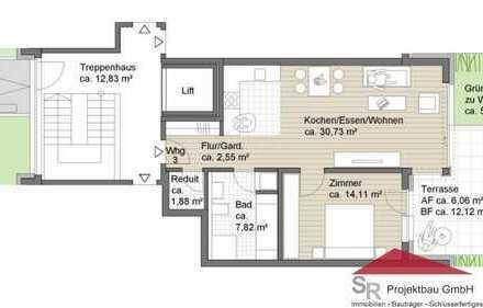 Leben und Wohnen im Herzen von Schönau Wohnung 3