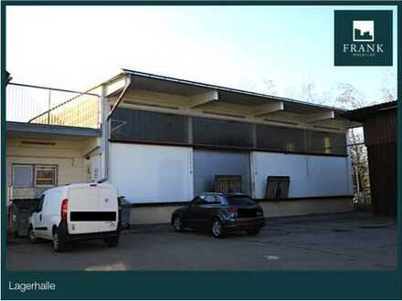 Lagerhalle mit Büros in Kempten