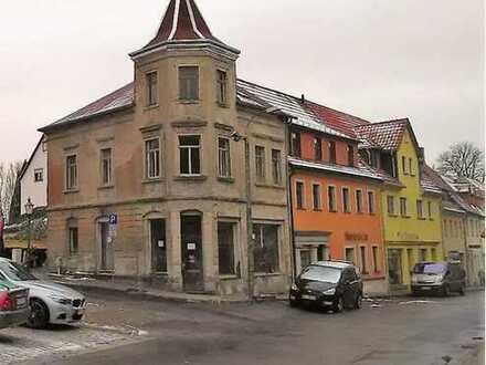 *P-008* Mehrfamilienhaus auch geeignet als Geschäftshaus oder Ladenlokal (Mietkauf möglich)