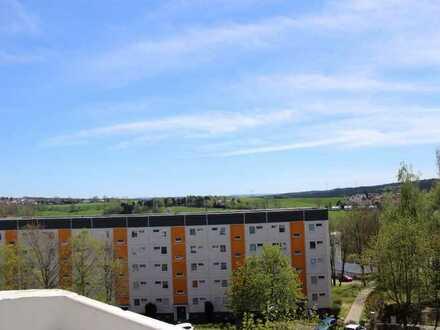 Hereinspaziert in deine neue kleine, aber feine 1-Raum-Wohnung mit Balkon in Südlage!