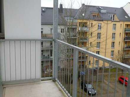 Großzügige 4Zi.-Wohnung mit 2 Balkonen auf dem Kaßberg