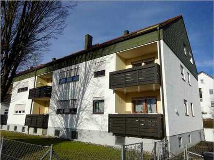 Helle, lichtdurchflutete Drei-Zimmer-Wohnung mit Balkon in begehrter Lage im Sendener Ortsteil