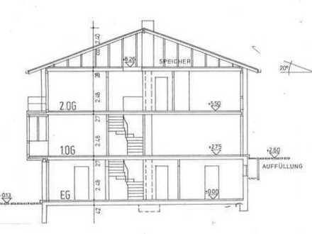 Reihenmittelhaus, 4 Zimmer, DG, Küche, 2 Bäder, Terrasse, Balkon, Garten in München Johanneskirchen