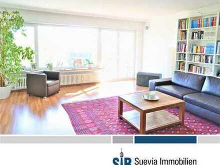 Sanierte 4-Zi.-ETW mit Balkon in ruhiger und begehrter Aussichtslage des Stuttgarter Westens