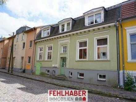 Saniertes Zweifamilienhaus mit Garten in der Innenstadt Greifswalds