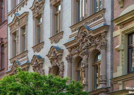Verwirklichen Sie Ihren Traum einer 3-Zimmer-Wohnung in exklusiver Lage im Frankfurter Nordend!