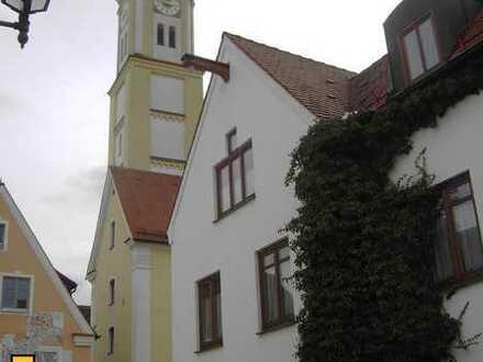 Ein hübsches Wohn- und Geschäftshaus in Mindelheim