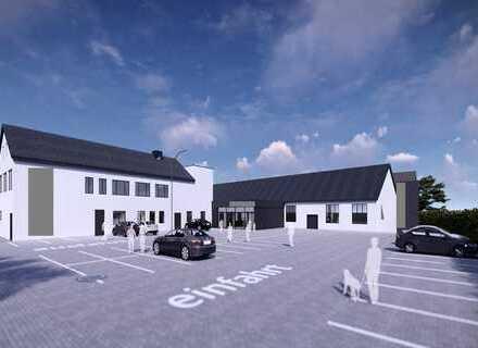 Einzelhandelsfläche mit 60 Parkplätzen! Teilflächenanmietung möglich!