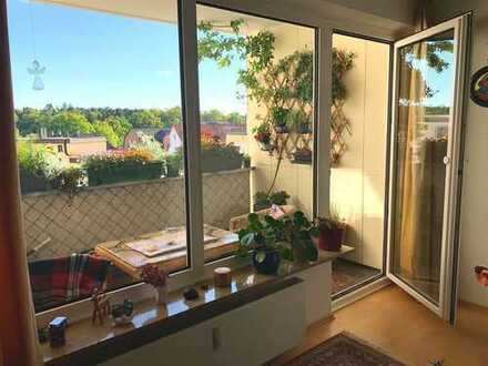 Top gepflegte 3-ZIMMER-EIGENTUMSWOHNUNG Mit Balkon in beliebter Wohnlage – direkt am Rednitzgrund