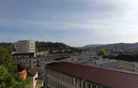 Großzügige 4,5-Zimmer-Altbauwohnung mit Traumblick im Stuttgarter Westen – hochwertig ausgestattet