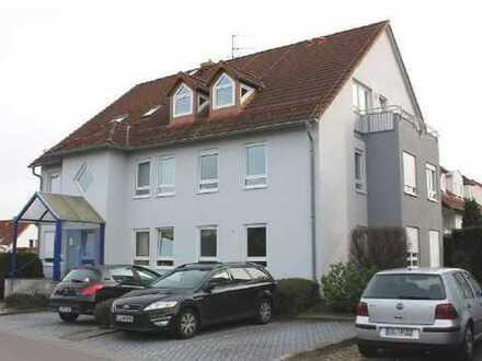 Gepflegte 4-Zimmer-Wohnung mit Balkon in Threna / Belgershain