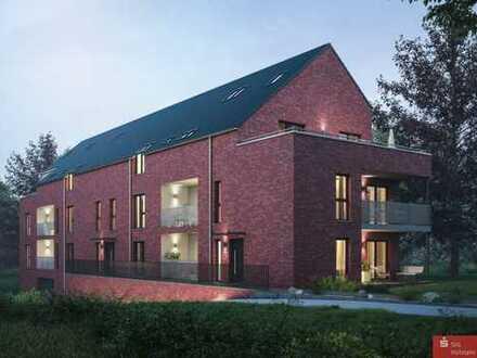 Individuelle 4-Zimmer-Neubauwohnung mit hochwertiger Ausstattung in herausragender Lage