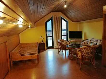Schöne 1-Zimmer-Dachgeschosswohnung in Walzbachtal-Wössingen