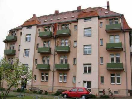 Schöne und helle Wohnung mit 4 Zimmern in zentraler und grüner Lage von Riesa
