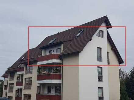 Es muss doch gar kein Haus sein! Wie wäre es mit einer traumhaften Maisonettewohnung ?