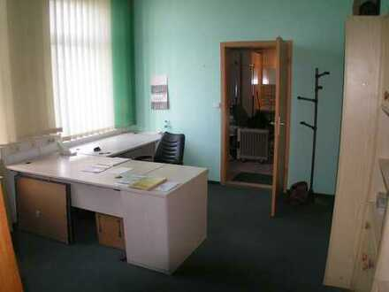 Büro mit Lager bzw. Handwerksproduktion