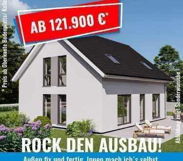 Massiv, wohngesund, bezugsfertig oder zum Selbstausbau für nur 386000.0 € - 156.0 m² - 5.0 Zi.