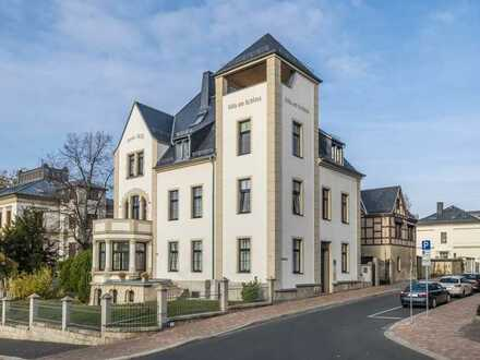 Einzigartige Villa zum Schloss