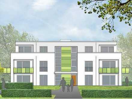 UNSER NEUBAU! Moderne Wohnungen in grüner Umgebung